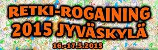 Retki-Rogaining 2015