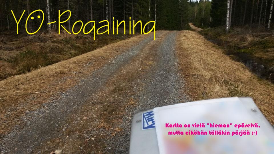 YÖ-rogaining SE 2016